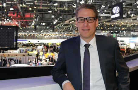 Кристиан Лоеер, департамент развития бренда Hyundai