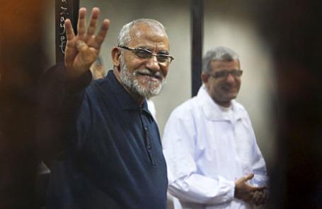 Руководитель «Братьев-мусульман» Мухаммед Бади