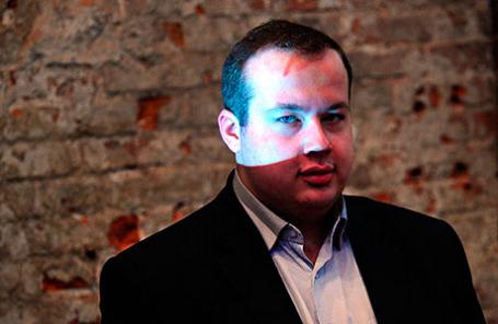 Соратник оппозиционера Алексея Навального Георгий Албуров.