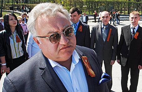 Экс-депутат от «Партии регионов» Олег Калашников.