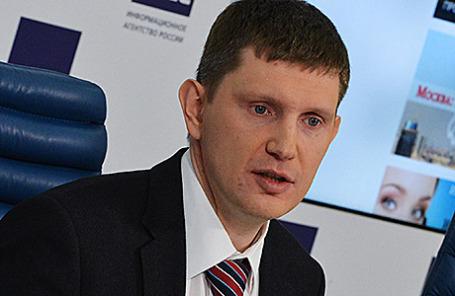 Министр правительства Москвы, руководитель Департамента экономической политики города Москвы Максим Решетников.