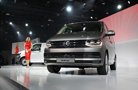 Volkswagen T6 Multivan.