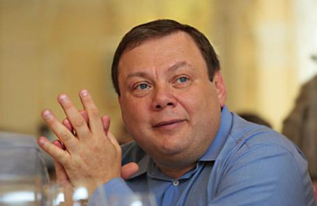 Председатель наблюдательного совета «Альфа-групп» Михаил Фридман.