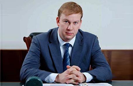 Мэр города Йошкар-Олы Павел Плотников.