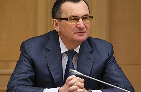Министр сельского хозяйства РФ Николай Федоров.