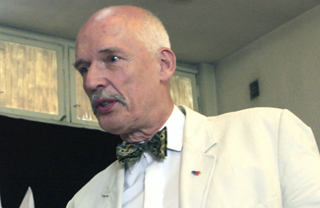 Януш Корвин-Микке.