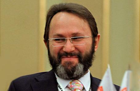 Владелец «Миэль» Григорий Куликов.