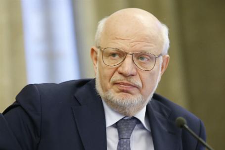 Председатель Совета при президенте по развитию гражданского общества и правам человека Михаил Федотов.