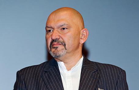Актер Геннадий Венгеров.