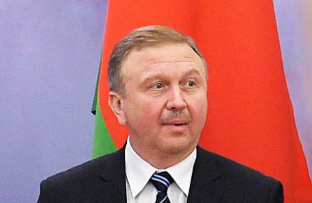 Премьер-министр Белоруссии Андрей Кобяков.