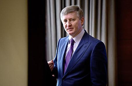 Предприниматель Ринат Ахметов.