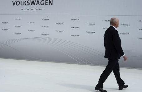 Экс-председатель наблюдательного совета Volkswagen AG Фердинанд Пиех.