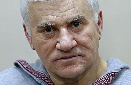 Бывший мэр Махачкалы Саид Амиров.