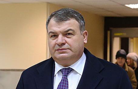 Бывший министр обороны Анатолий Сердюков.