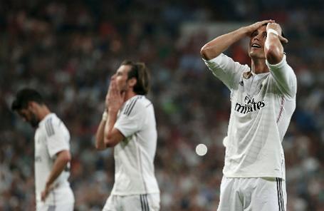 Игроки ФК «Реал Мадрид».