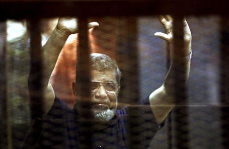 Экс-президент Египта Мохаммед Мурси.