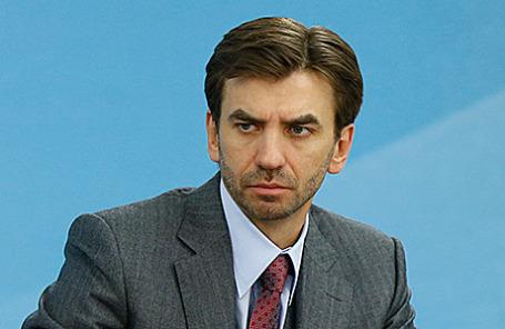 Министр РФ по связям с Открытым правительством Михаил Абызов.