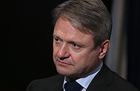 Министр сельского хозяйства РФ Александр Ткачев.