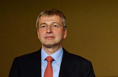 Российский предприниматель Дмитрий Рыболовлев.