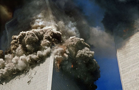 Трагедия 11 сентября 2001 года в США.