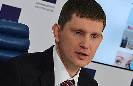 Руководитель Департамента экономической политики и развития города Москвы Максим Решетников.