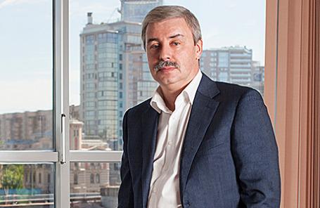 Председатель совета директоров компании «Трансойл» Игорь Ромашов.