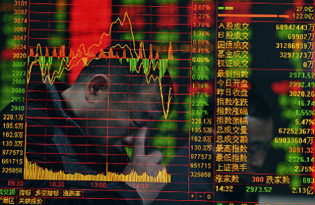 Фондовый рынок Китая.