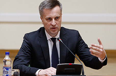 Бывший глава СБУ Валентин Наливайченко.