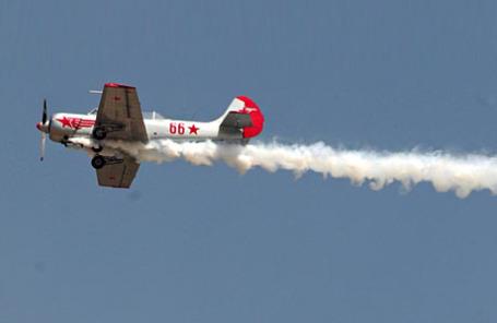 Як-52.