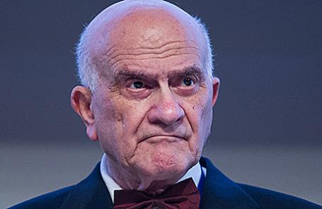 Президент фонда «Либеральная миссия» Евгений Ясин.
