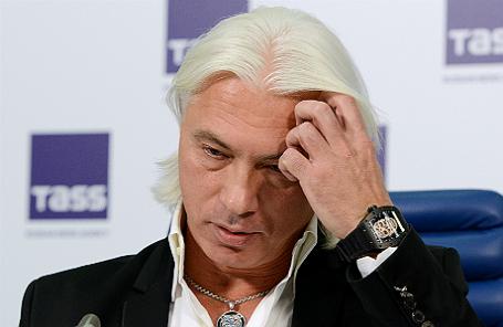 Дмитрий Хворостовский.