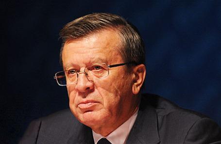 Председатель Совета директоров ОАО «Газпром» Виктор Зубков.