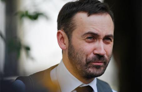 Депутат ГД РФ Илья Пономарев.
