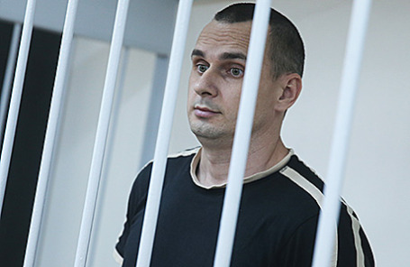 Режиссер Олег Сенцов.