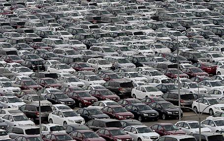 Автомобили компании General Motors.