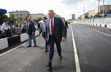 Глава компании «КосМос» Андрей Черняков.
