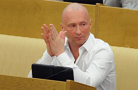 Заместитель председателя Госдумы РФ Игорь Лебедев.