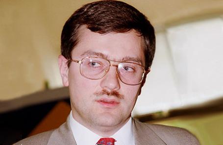 Анатолий Леонидович Мотылев. 1999 год.