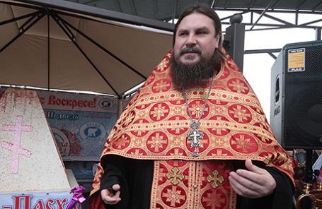 Протоиерей Сергей Халюта.