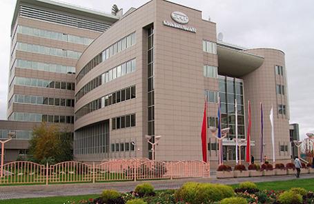Главный офис компании «Сургутнефтегаз».