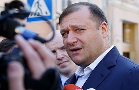 Экс-губернатор Харьковской области Михаил Добкин.