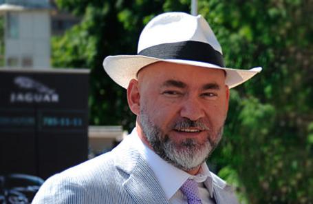 Генеральный директор, председатель правления ЗАО «Русская Медиагруппа» Сергей Кожевников