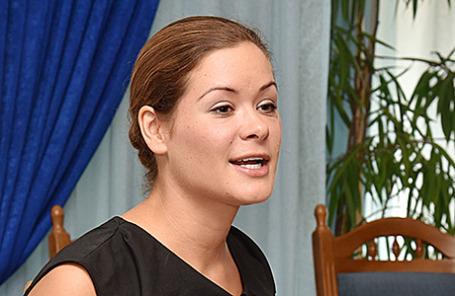 Мария Гайдар.