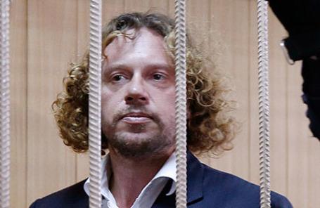 Бизнесмен Сергей Полонский.