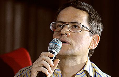 Глава финансовой группы «Лайф» Сергей Леонтьев.
