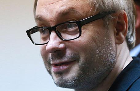 Предприниматель Глеб Фетисов.