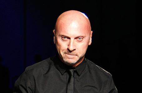 Модельер Стефано Габбана.