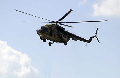 Вертолета Ми-8.