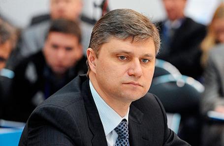 Первый замминистра транспорта РФ Олег Белозеров.