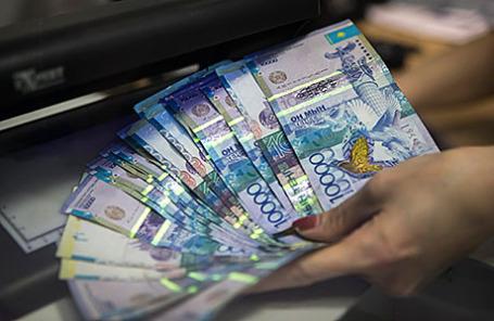 Национальная валюта Казахстана – тенге.